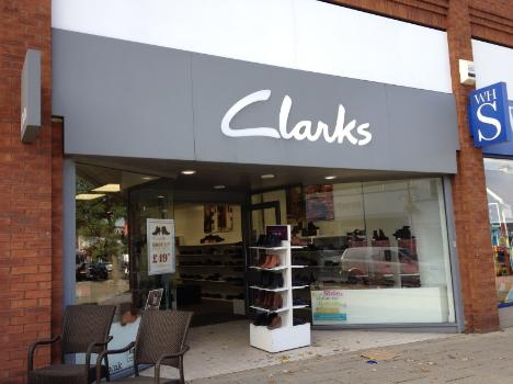 Clarks in Loughton