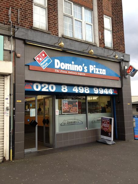 Domino's Pizza Woodford Green