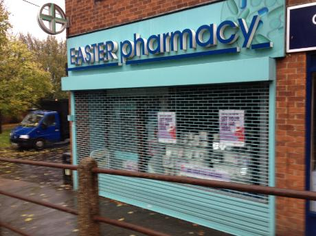 Easter Pharmacy Buckurst Hill