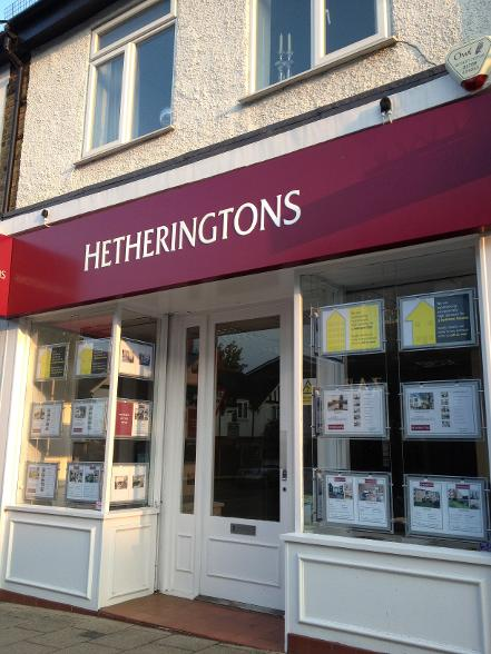 Hetherington Lettings in Buckhurst Hill