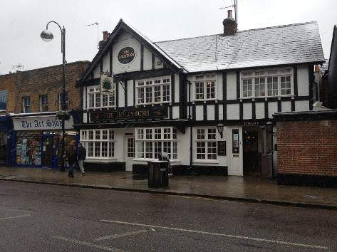 The Hollybush in Loughton
