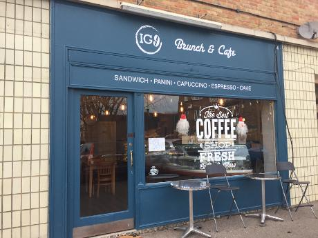 Cafes In Buckhurst Hill Essex