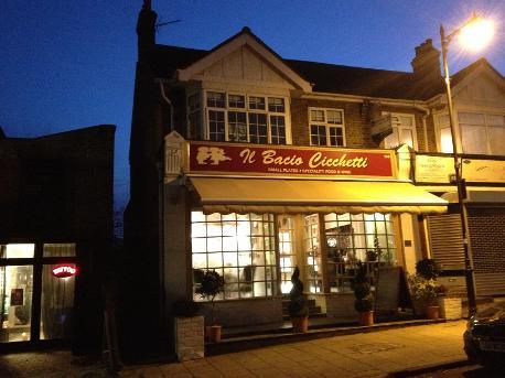 Cafe Queens Road Buckhurst Hill