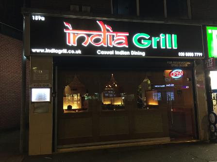 India Grill Loughton