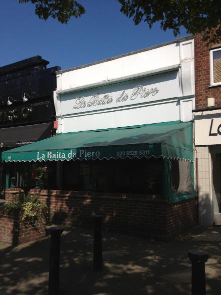 La Baita in North Chingford