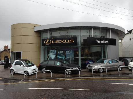 Lexus of Woodford