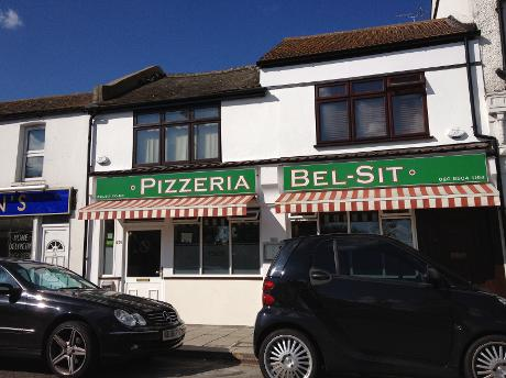 Pizzeria Bel Sit in Woodford Green