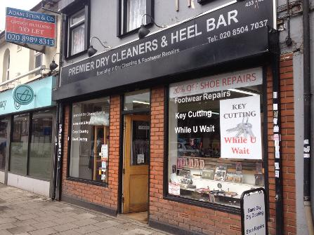 Premier Dry Cleaners Woodford Green