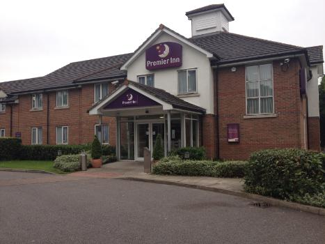 Premier Inn In Buckhurst Hill Essex