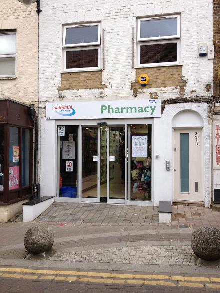 Safedale Pharmacy Buckhurst Hill