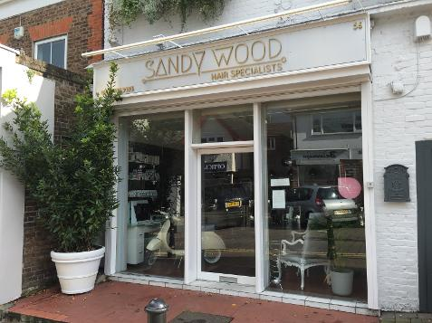 Sandy Wood in Buckhurst Hill