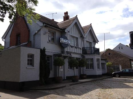 The Oaks Dining Room and Bar in Loughton