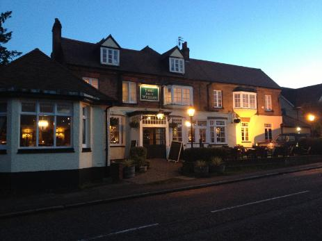 Three Jolly Wheelers Pub Chigwell