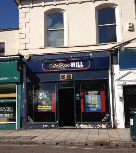 William Hill in Woodford Green