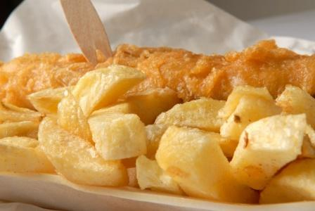 Fish and Chips in Buckhurst Hill